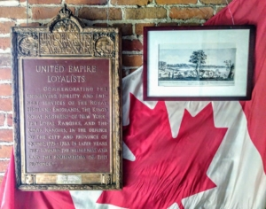 Cornwall library Loyalist plaque re-dedicated