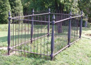 William Secord Servos grave site