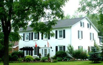 Danner house (Photo courtesy of Gail Woodruff, UE)